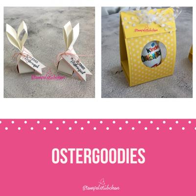 Bastelideen Ostern Kindergeburstag