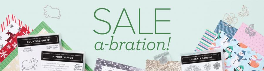 Sale a Bration Stampin Up Katalog bestellen