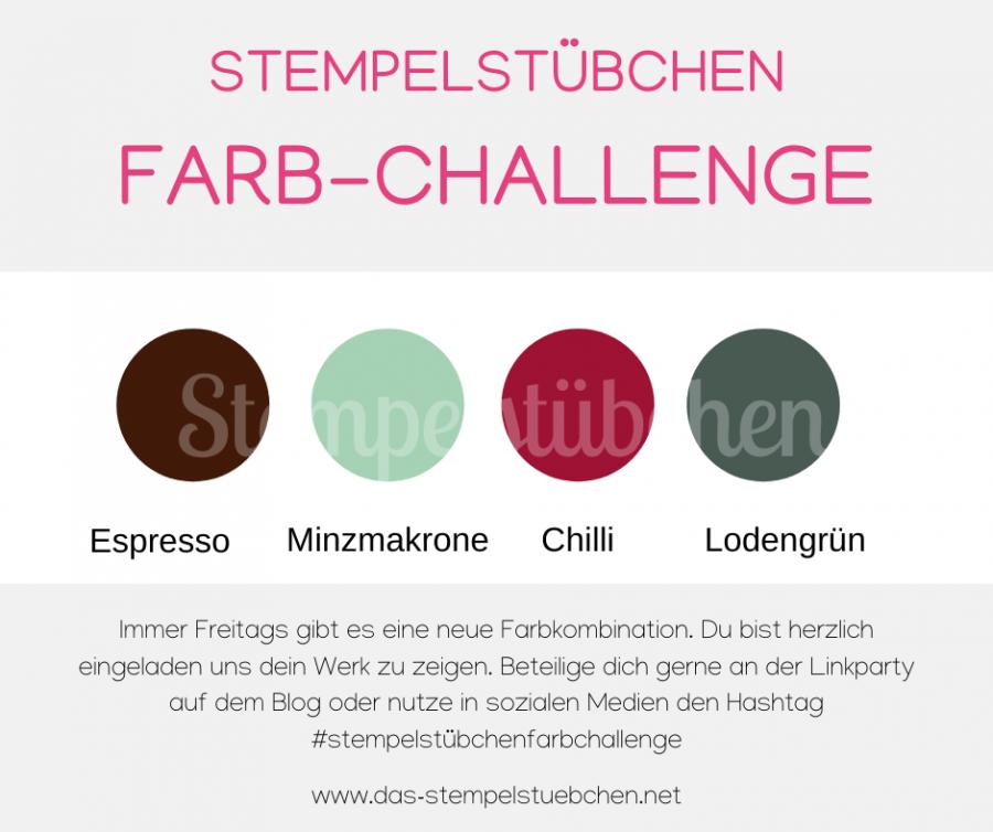 101 Espresso-Minzmakrone-Chilli-Lodengrün