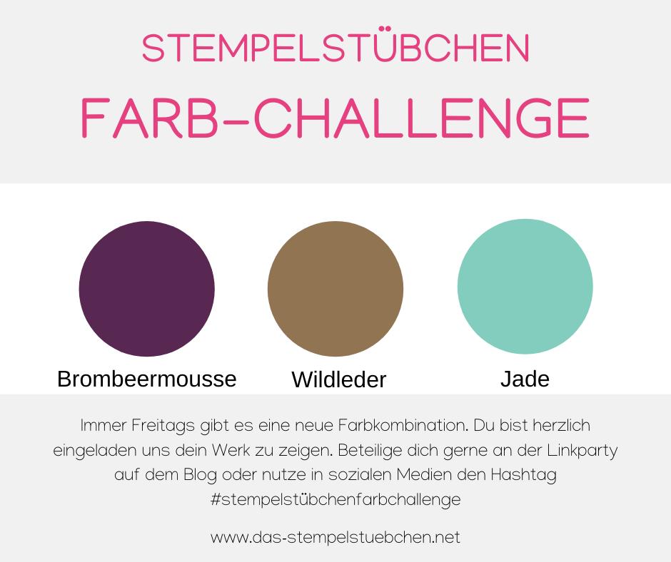 105 Brombeermousse-Jade-Wildleder Stampin Up Rostock bestellen